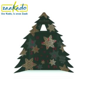Adventskalender Kerst Rituals verzorging verzorgingsproducten vrouwen meisjes luxe vrouwelijk relatiegeschenken geschenk logo ZaaKado Rotterdam