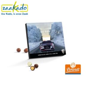 Adventskalender give away uniek persoonlijk origineel bedrijven organisaties merken relatiegeschenken geschenk logo ZaaKado Rotterdam