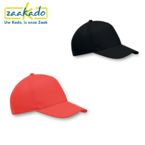 Bedrukte Pet cap full colour logo zon bescherming festival evenementen zomers logo personaliseren lente Zaakado relatiegeschenken zaakadotip giveaway inspiratie rotterdam gadget