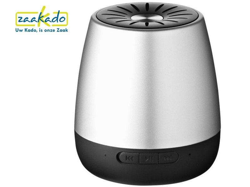 Bluetooth box muziek versterker speaker, met bedrukking, relatiegeschenken Zaakado rotterdam
