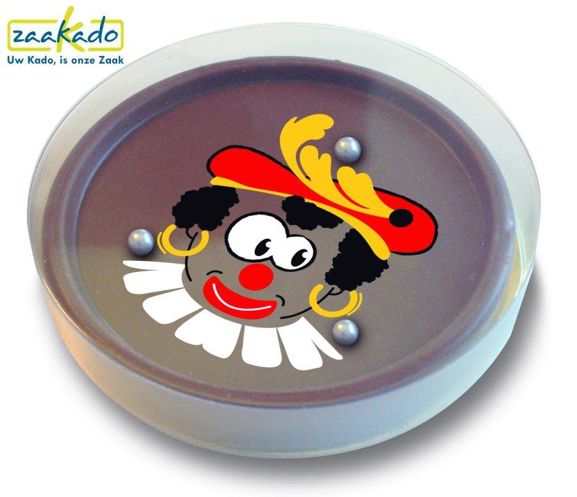 Chocolade geduldspel zwarte piet origineel Sinterklaasattentie evt met bedrukking ZaaKado