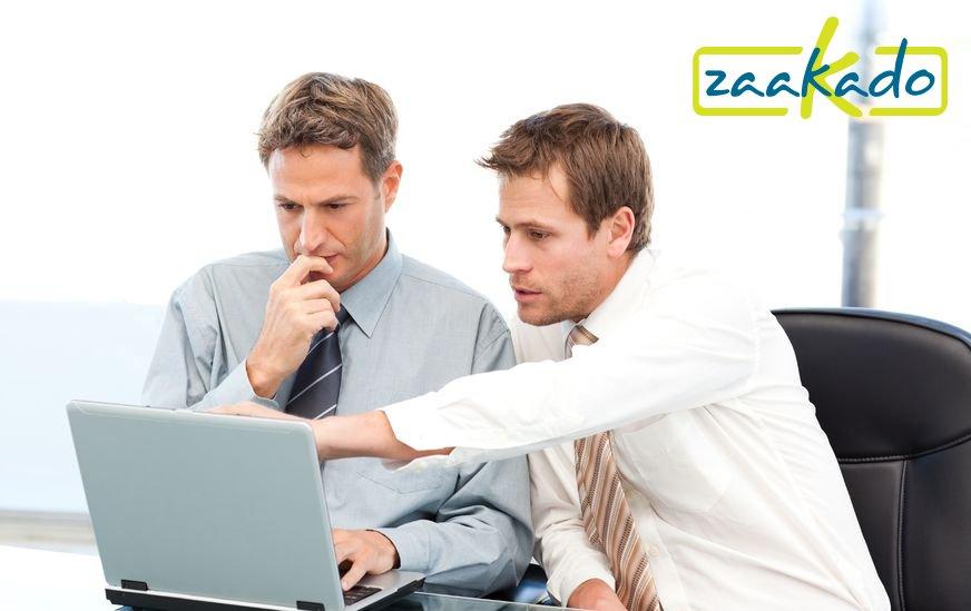 Fulfillment ZaaKado, corporatie webshop software. Uw eigen webshop module - ZaaKado