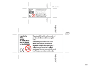 Labels verpakkingseisen europese wetgeving maatschappelijk verantwoord ondernemen CSR Zaakado relatiegeschenken rotterdam gadgets giveaway