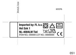 Labels verpakkingseisen europese wetgeving verpakking maatschappelijk verantwoord ondernemen CSR Zaakado relatiegeschenken rotterdam gadgets giveaway