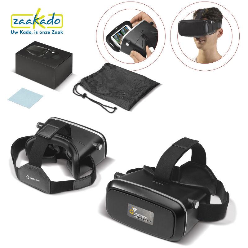 Luxe 3D bril Virtual Reality hip, hot gadget mannen, vrouwen relatiegeschenk kerst 2016 origineel en uniek relatiegeschenken ZaaKado