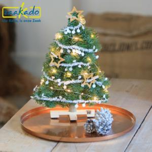 Mini kerstboom kerstkaart direct mailing DM alternatief uniek origineel eindejaar eindejaarsgeschenk relatiegeschenk brievenbus geschenk kerst kerstmis ZaaKado Rotterdam