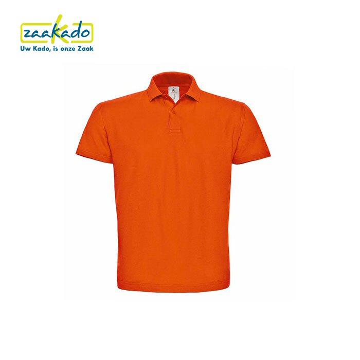 Oranje trui t-shirt bedrukken Koningsdag logo promoteam kleding Rotterdam ZaaKado promotie