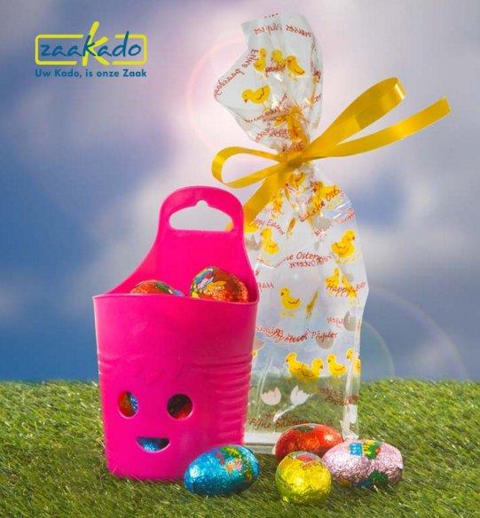 Paasgeschenken eieren zoeken emmer voor kinderen relatiegeschenken ZaaKado rotterdam