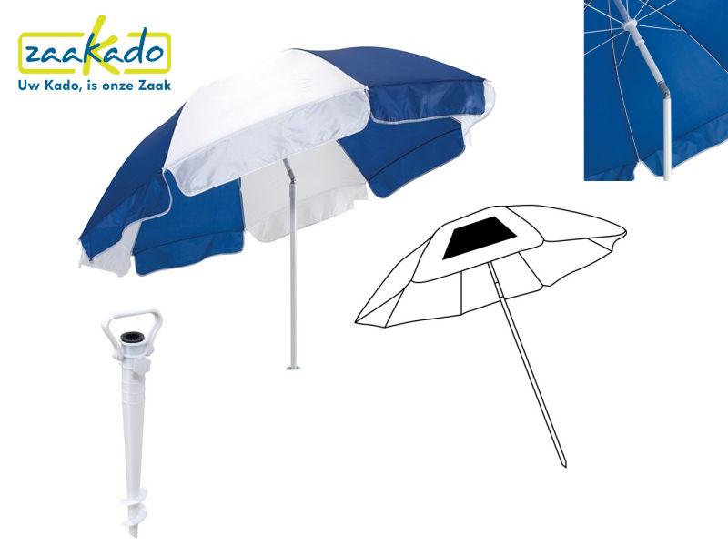 Parasol bedrukken zomer cadeau zomerse relatiegeschenken ZaaKado Rotterdam