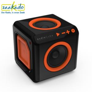 PowerCube AudioCube stekkerdoos bluetooth speaker gadget bedrijfsfeest evenement afscheidsfeest eindejaarsfeesten sinterklaas kerst jubileum relatiegeschenk ZaaKado Rotterdam