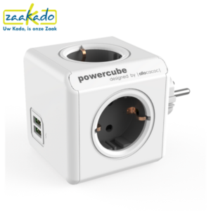 PowerCube AudioCube stekkerdoos bluetooth speaker gadget kantoor werk business professionals ondernemers ondernemer bedrijf organisatie zakelijke dienstverlening marketing sales relatiegeschenk ZaaKado Rotterdam