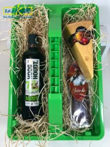 Prima personeel pakket jaaroverzicht ZaaKadotip relatiegeschenken zaakado giveaway inspiratie rotterdam gadget