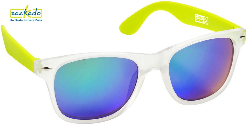 Rayban zonnebril kristallen spiegelende glazen Zaakado relatiegeschenken rotterdam10037601