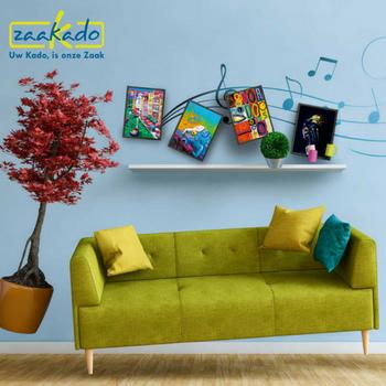 Schilderij speaker-medewerkers-werknemers-zakelijke-relaties-samenwerkende-partners-personeel-klant-klanten-ZaaKado-Rotterdam