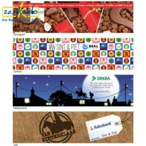 Sinterklaas chocolade geschenken chocolade kruidnoten speculaas schuimpjes chocoladeletter chocolademunten relatiegeschenk sinterklaaspakket in verfblik schildersbedrijf bouwbedrijf bouwlogo ZaaKado Rotterdam