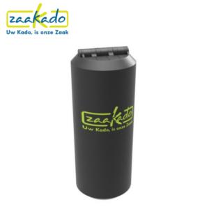Sitpack Zwart drukwerk drukken logo personaliseren zitten klein opvouwbaar stok comfortabel cadeau Zaakado rotterdam relatiegeschenken gadgets giveaway inspiratie