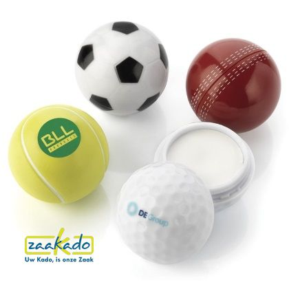 SportCare balletjes giveaway weggevertje sprotevenement golf, voetbal, cricket, of tennis. ZaaKado.nl
