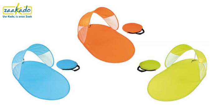 Strand-zonnescherm-bescherming-kleuren-draagtas-logo-bedrukken