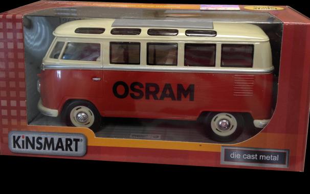 OSRAM VW bus