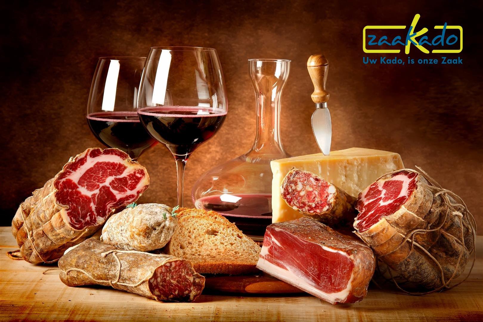 Wijn wijnverpakkingen met logo bedrukt ZaaKado Rotterdam relatiegeschenken