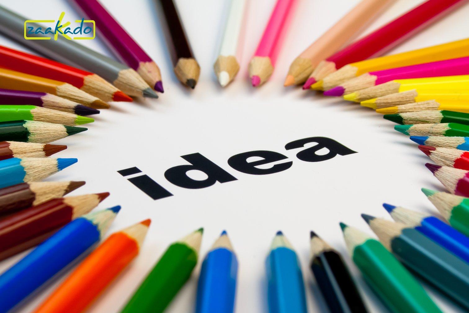 ZaaKado denkt met u mee, thema gerichte, zeer creatieve ideeën.