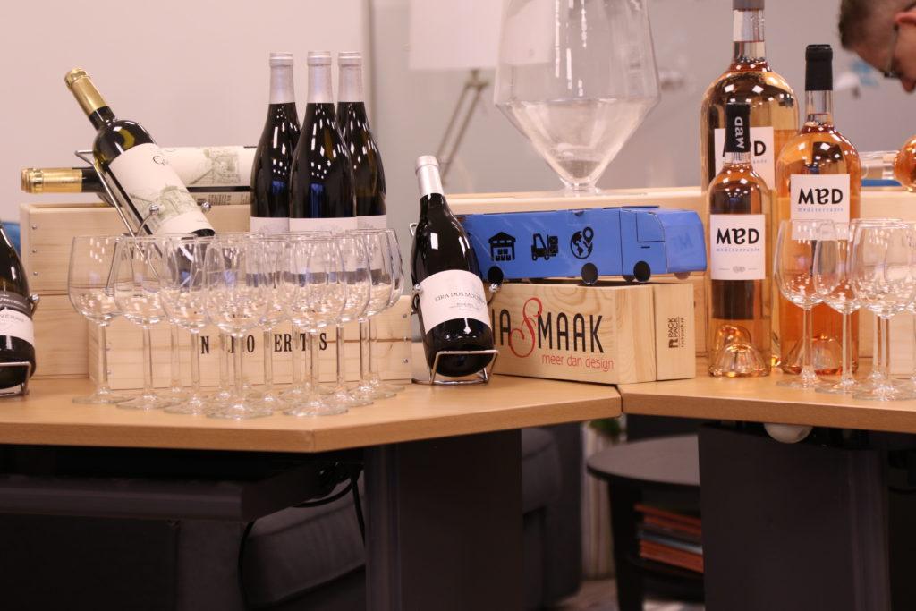 ZaaKadotip Event beurs evenement relatiegeschenken uitnodiging zakelijke relaties inspiratie producten diensten service wijnproeverij ZaaKado Rotterdam