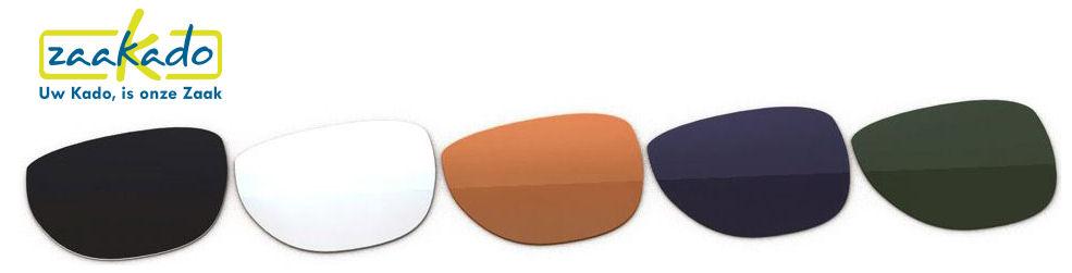 Zonnebril ansicktkaart UV zonnebril glazen originele marketing campagne postaal ZaaKado Promotieartikelen