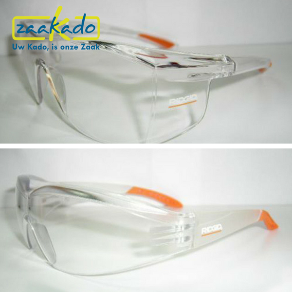 bedrukte veiligheidsbril met logo bedrukken personaliseren veiligheid bril giveaway studenten scholen vmbo techniek gepersonaliseerd afscheidscadeau opng