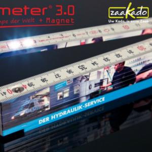 duimstok inmeten zaklamp licht led-verlichting magneet meetgereedschap ZaaKadotip relatiegeschenken ZaaKado giveaway inspiratie Rotterdam gadget logo mannen bouw