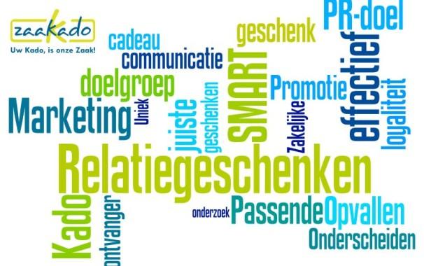 Relatiegeschenken Promotionele artikelen ZaaKado Rotterdam