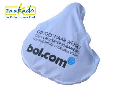 fietszadelhoes bedrukken logo personaliseren studenten giveaway promotieartikel Rotterdam ZaaKado