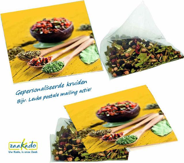 hete kruiden actiemarketing giveaway gepersonaliseerd ZaaKado Rotterdam relatiegeschenken 1218