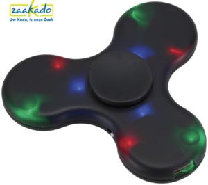 logo geluid stress verlichten met dubbele functie spinner bluetooth speaker muziek Zaakadotip relatiegeschenken zaakado giveaway inspiratie rotterdam gadget