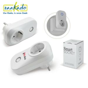 smart socket stopcontact wifi aannemers bouwbedrijf zaakadotip relatiegeschenken zaakado giveaway inspiratie rotterdam gadget